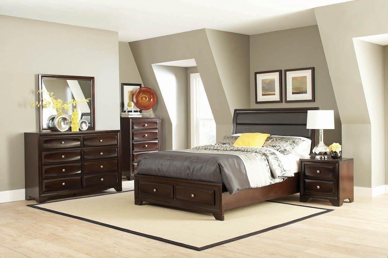 jaxson bedroom set 203481KW