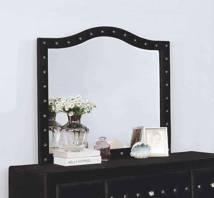 deanna black coaster mirror 206104_20