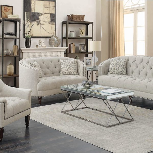 avonlea 505641 505642 505643 coaster living room set sofa