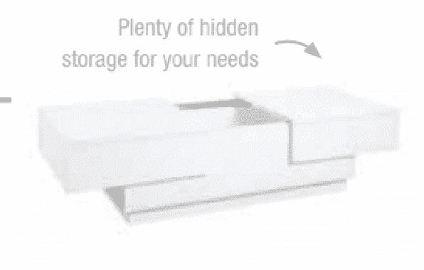 Adjustable Storage