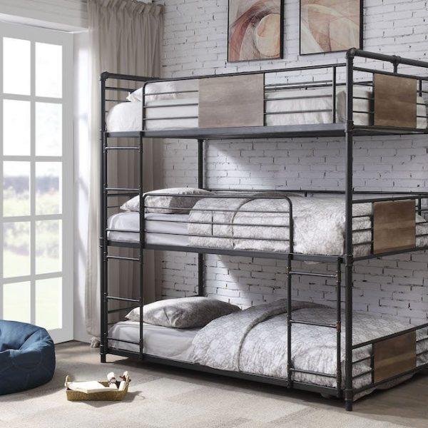 brantley triple bunk bed 37820