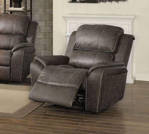 barnaby recliner chair acme 52882