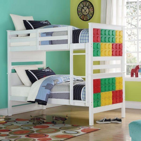 playground lego bunk bed 37780