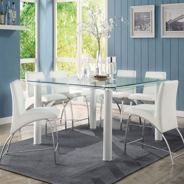 gordie white counter height dining set 70250+70253