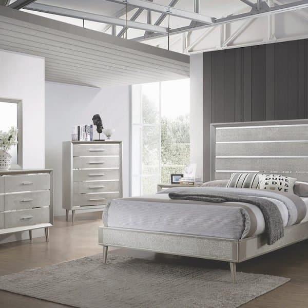 ramon bedroom set 222701T-S4