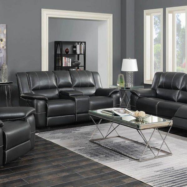 lee coaster reclining set 601061