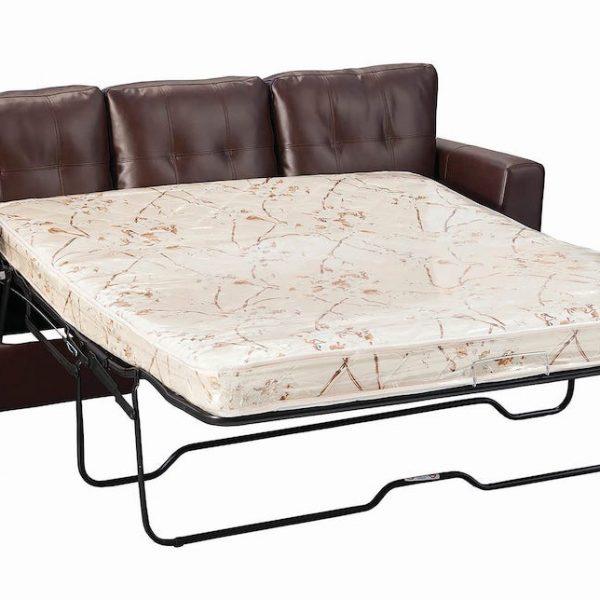 samuel sleeper sofa brown 504070_1a