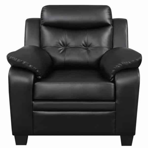 finley-coaster 506553 black chair 2