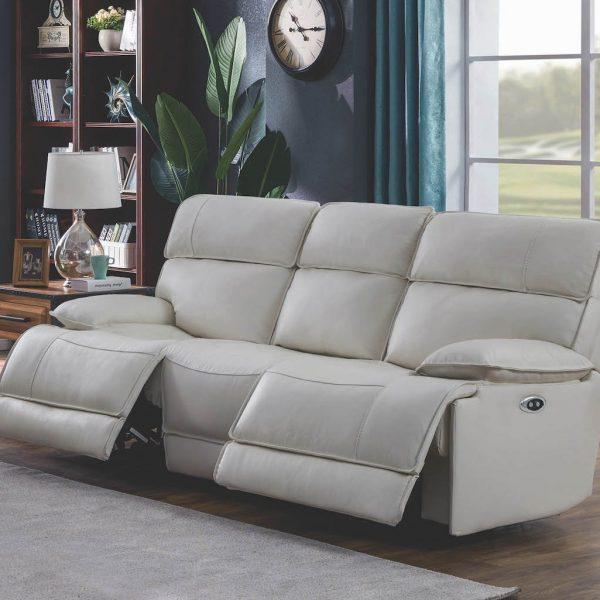 standford white leather sofa coaster 650227P_22a