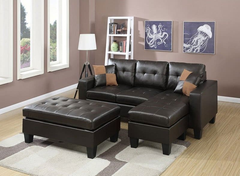 6927-poundex-leather-sectional
