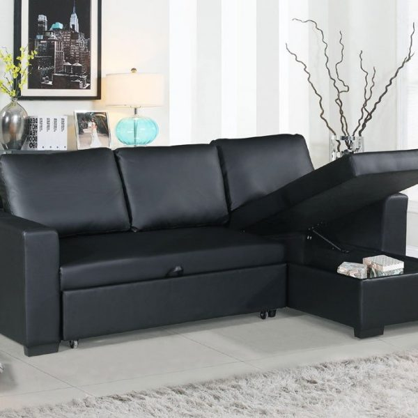 f6890-poundex-convertible-sectional