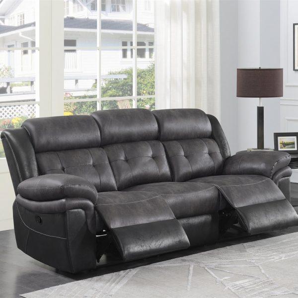 Saybrook reclining sofa 609144