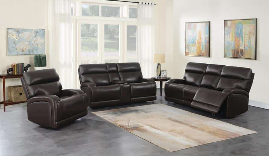 Longport power motion sofa 610481P