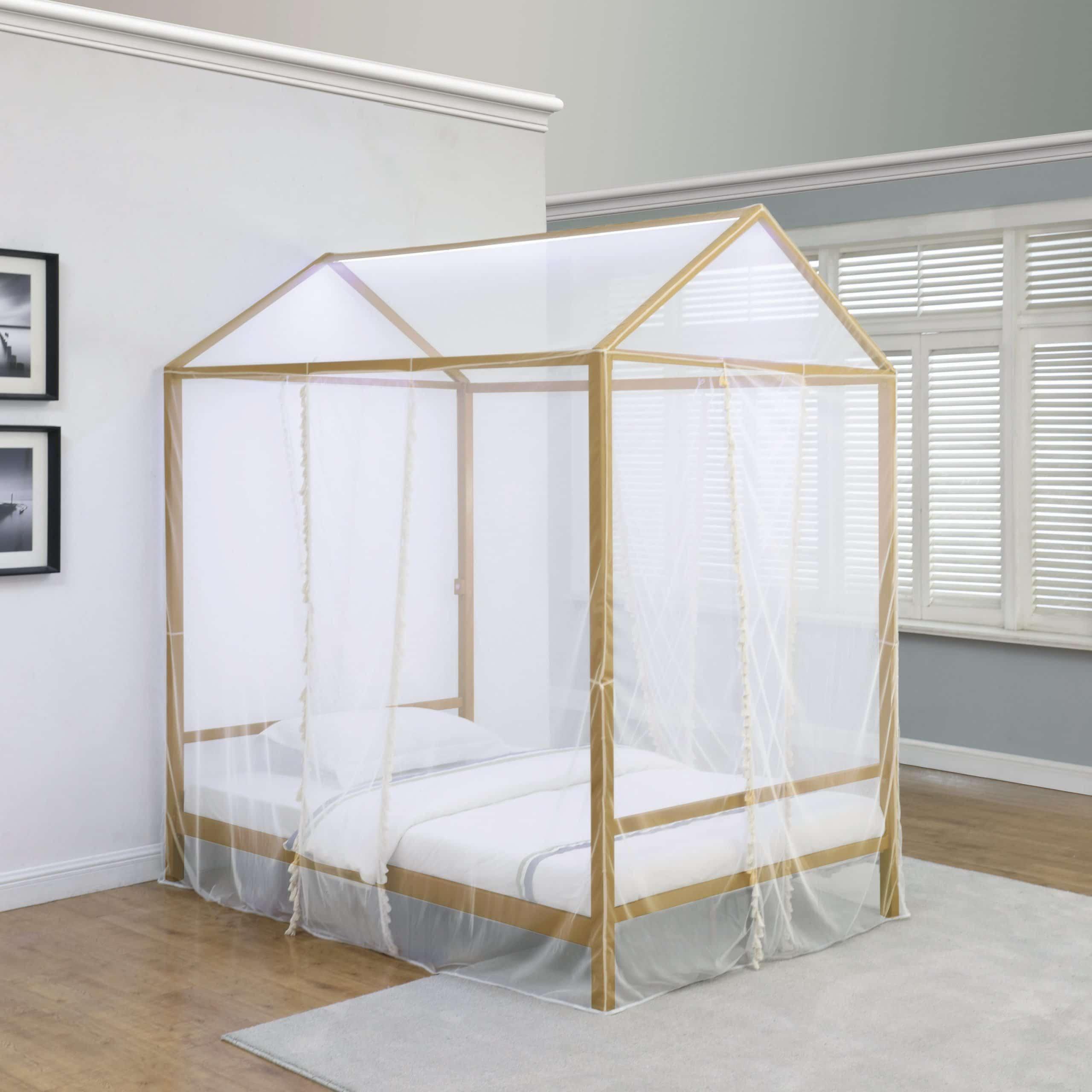 305773T Altadena canopy bed