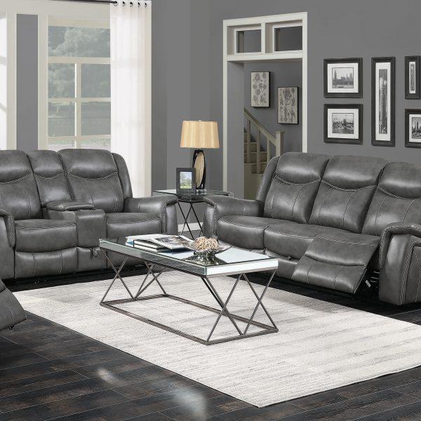 Conrad reclining sofa set