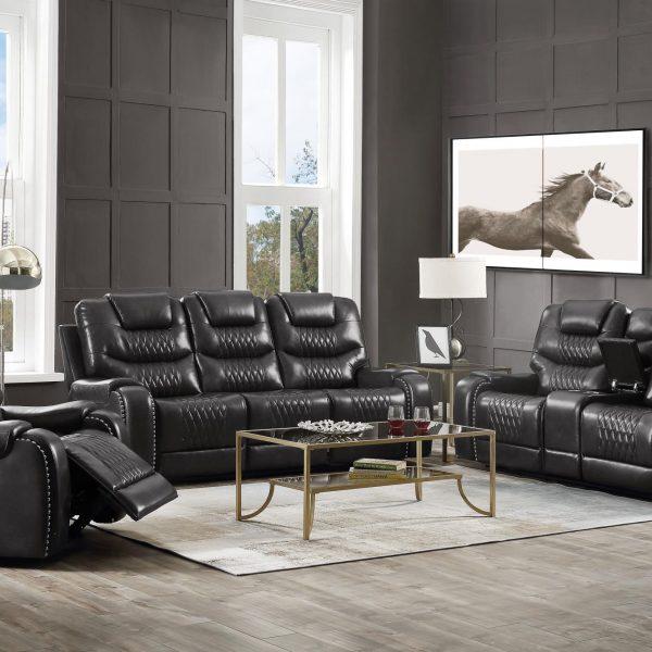 Acme braylon reclining sofa 55415