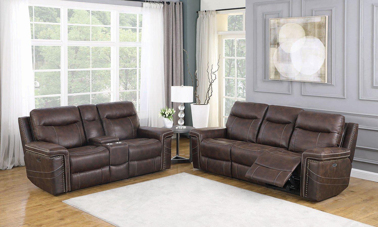Wixom power reclining sofa