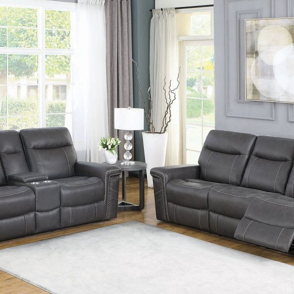 Wixom power reclining sofa set