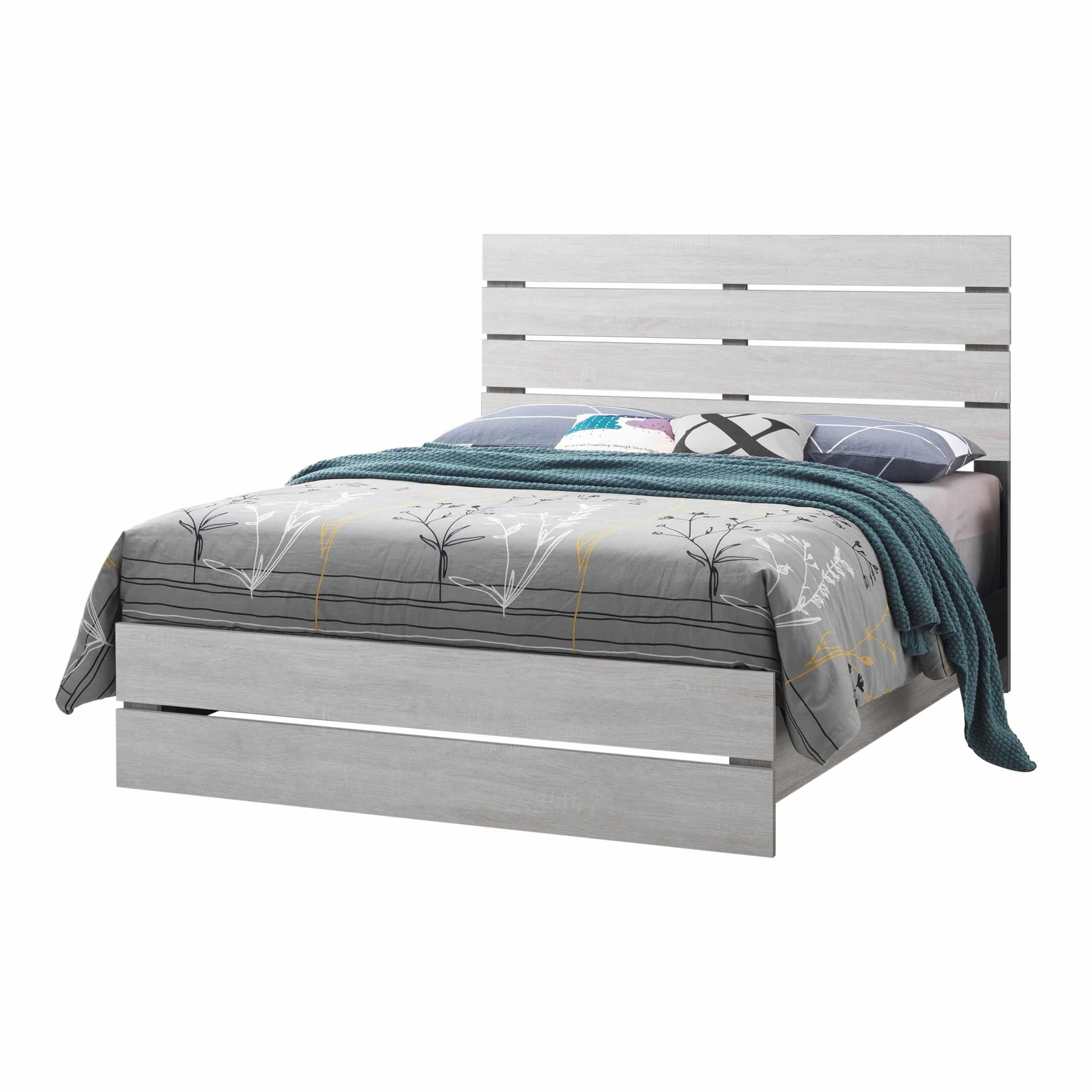 207051Q Coastal Panel Bed