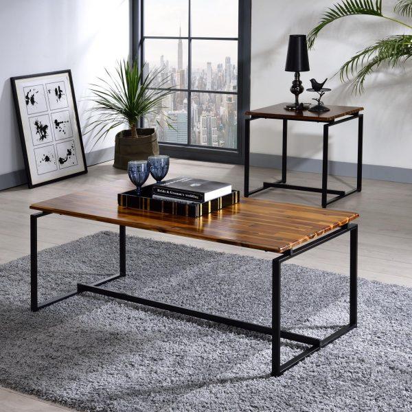 Jurgen 3 Pc Coffee Table Set