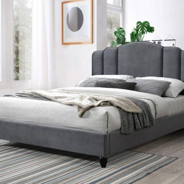 Giada Grey Bed