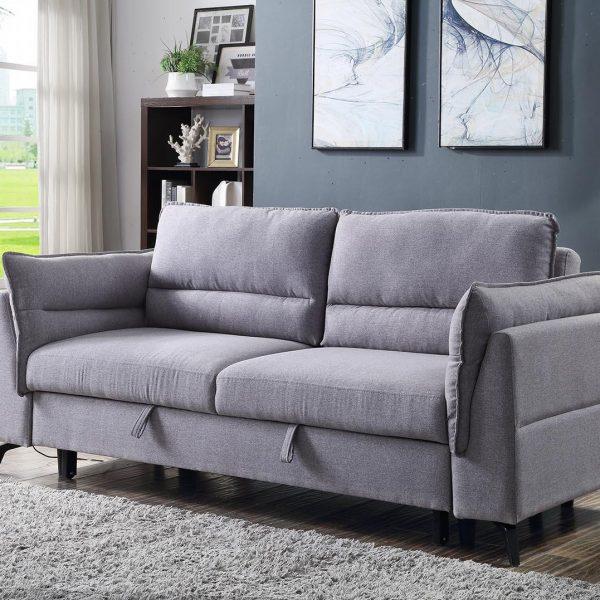 Helaine Adjustable sofa 55560