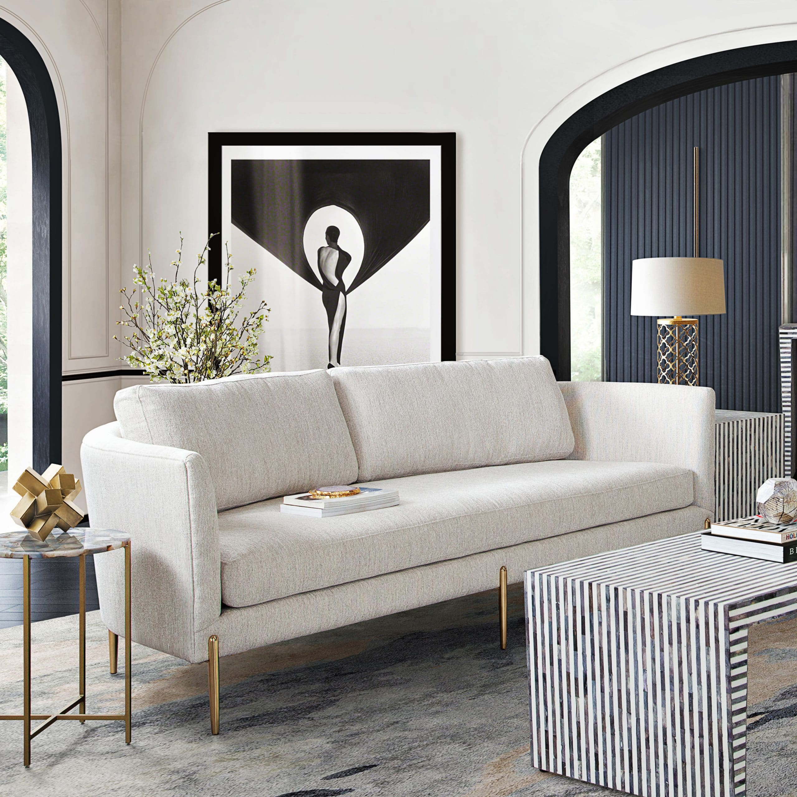 Lane Sofa By Diamond Sofa