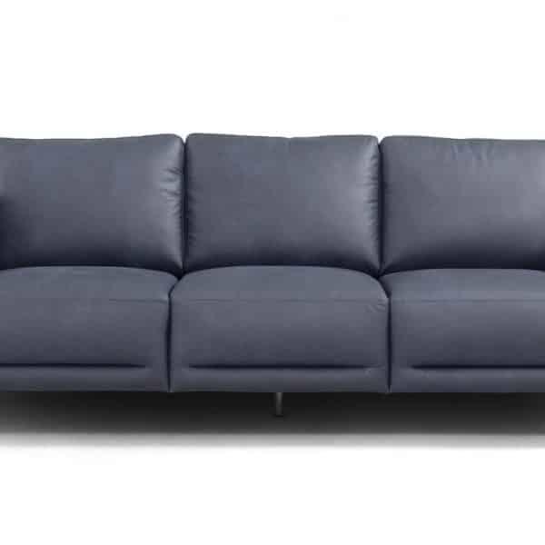 Astonic italian leather sofa set