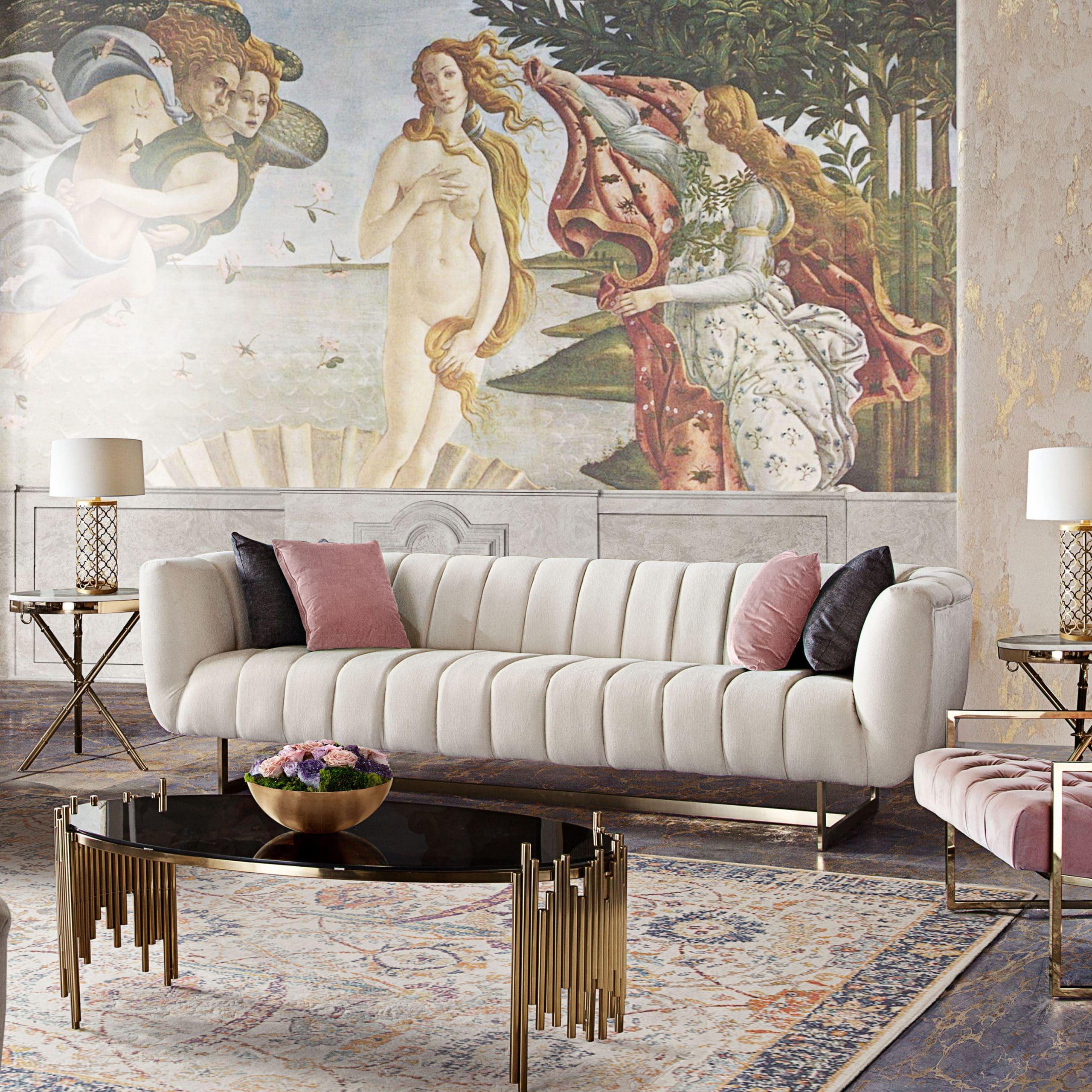Venus Sofa By Diamond Sofa