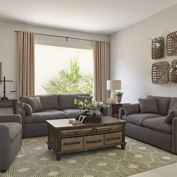 509381 Contrary Sofa Set