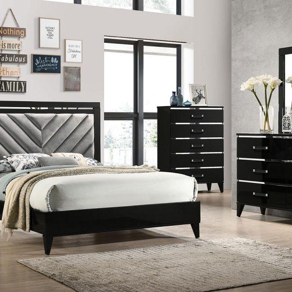 Chelsie bedroom set