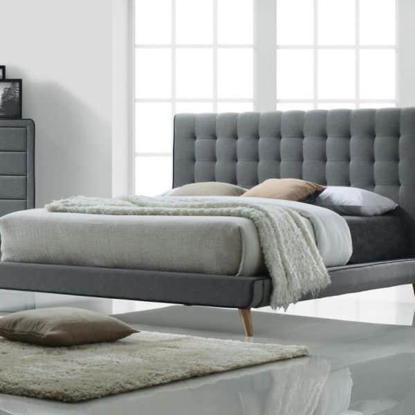 Valda Gray Bed