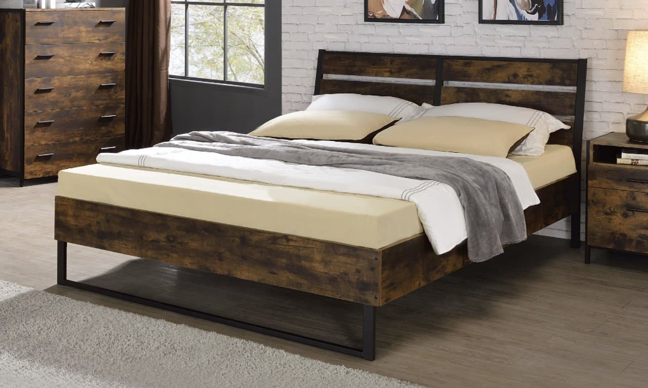 Juvanth Industrial Bed
