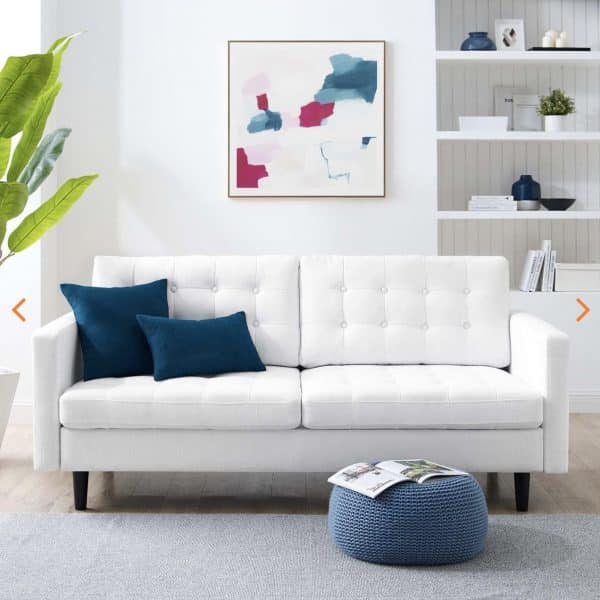 Exalt Fabric Sofa