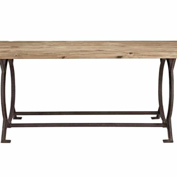 Effuse Dining Table EEI-1205-BRN