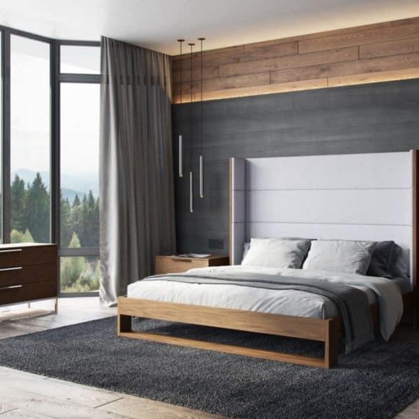 Modrest Heloise Bed VGBBMA1502-BED